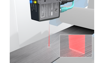 Laser Distance Sensors Combine Outstanding Accuracy and Reliability with Optimal Connectivity