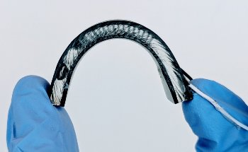 Optimized Flexible Device Taps Heat Energy from the Body to Monitor Health
