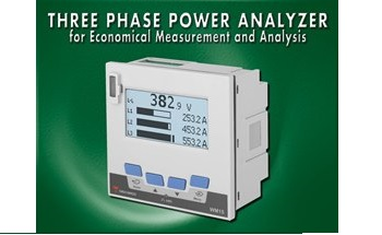 CARLO GAVAZZI's New Three-Phase Energy Analyzer