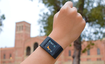 Disposable Film Transforms Smartwatch into Powerful Health-Monitoring System