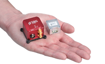 Ellipse Series 3rd Generation: SBG Systems Renews Its Popular Line of Miniature Inertial Sensors with High-End Functionalities and Dual Frequency RTK