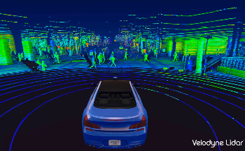 ITS America Webinar Showcases How Lidar-Based Solutions Can Increase Pedestrian Safety