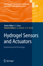 Hydrogel Sensors and Actuators
