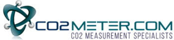 CO2Meter, Inc. logo.