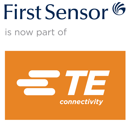First Sensor AG logo.