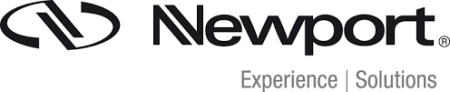 Newport Corporation logo.