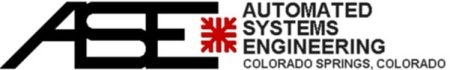 Automated Systems Engineering, Inc. logo.