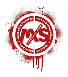 MX South logo.