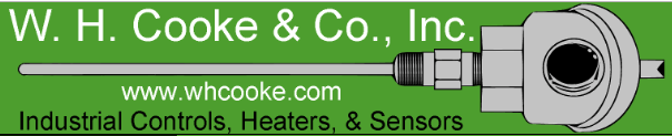 W. H. Cooke & Co., Inc. logo.