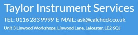 Taylor Instrument Services