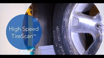 Analyze Tire Behavior at High Speeds with the High Speed TireScan