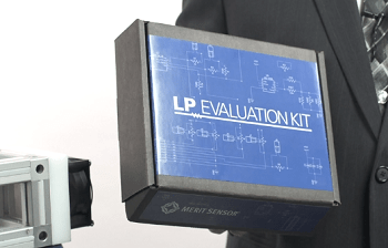 Merit Sensor's Ultra-Low-Pressure Evaluation Kit, or MULPEK