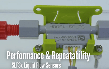 Liquid Flow Sensors: Performance and Repeatability