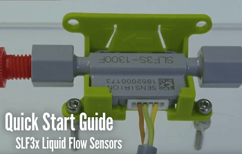 Liquid Flow Sensors: A Quick Start Guide