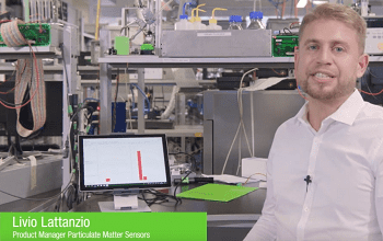 Particulate Matter Sensor SPS30 - A Video Introduction